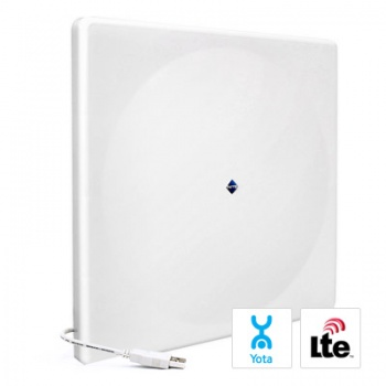 HiTE L-20 усиление - 2x20 дБи (MIMO), встроенный LTE-модем для Yota