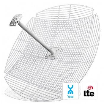 HiTE L-Grid усиление - 2x24 дБи (MIMO), встроенный модем Yota LTE