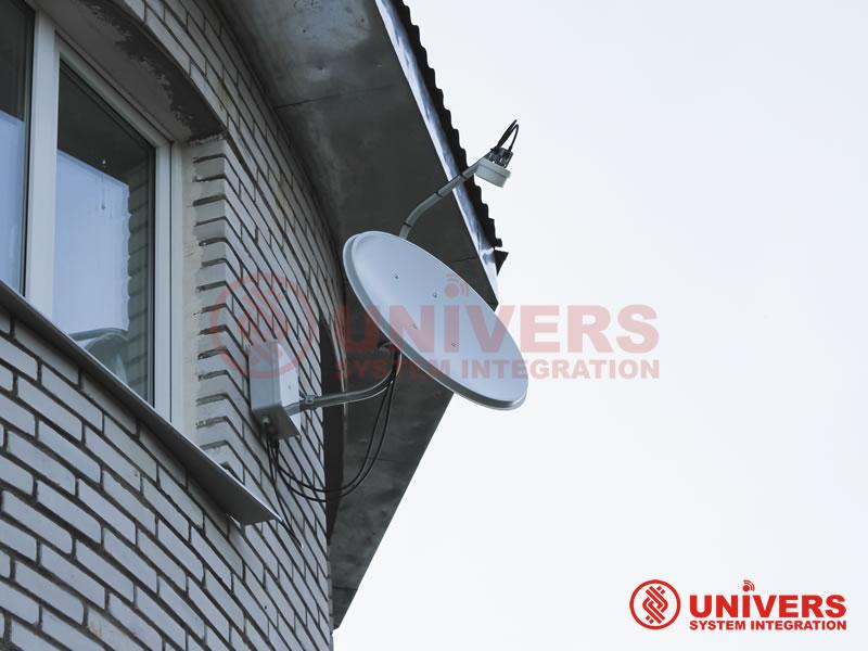 Антенна Офсетная MIMO Yota LTE 2500-2700 МГц